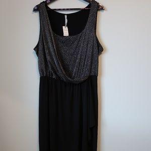 Penningtons Black Dress Plus Size 14+
